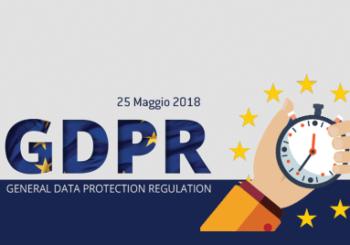 Regolamento Europeo GDPR Tutela Dati Personali